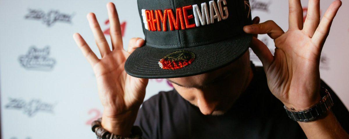 Кепки RHYME MAG